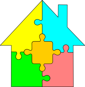 Puzzle clipart #5, Download drawings