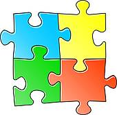 Puzzle clipart #11, Download drawings