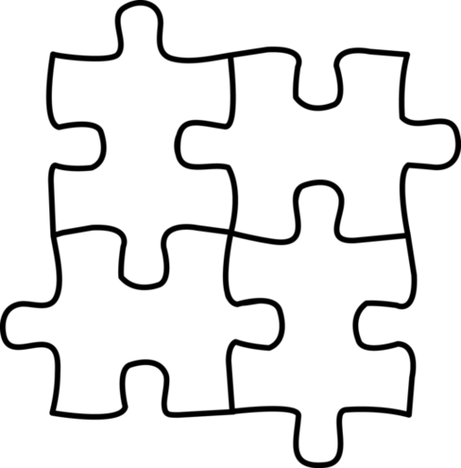 Puzzle clipart #9, Download drawings