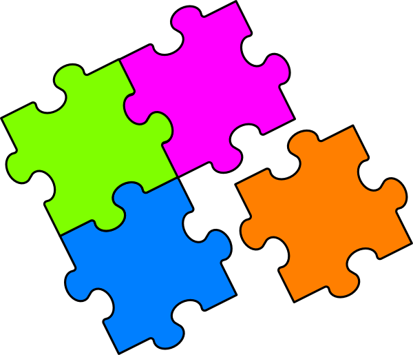 Puzzle clipart #10, Download drawings