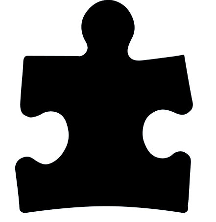 Puzzle svg #13, Download drawings