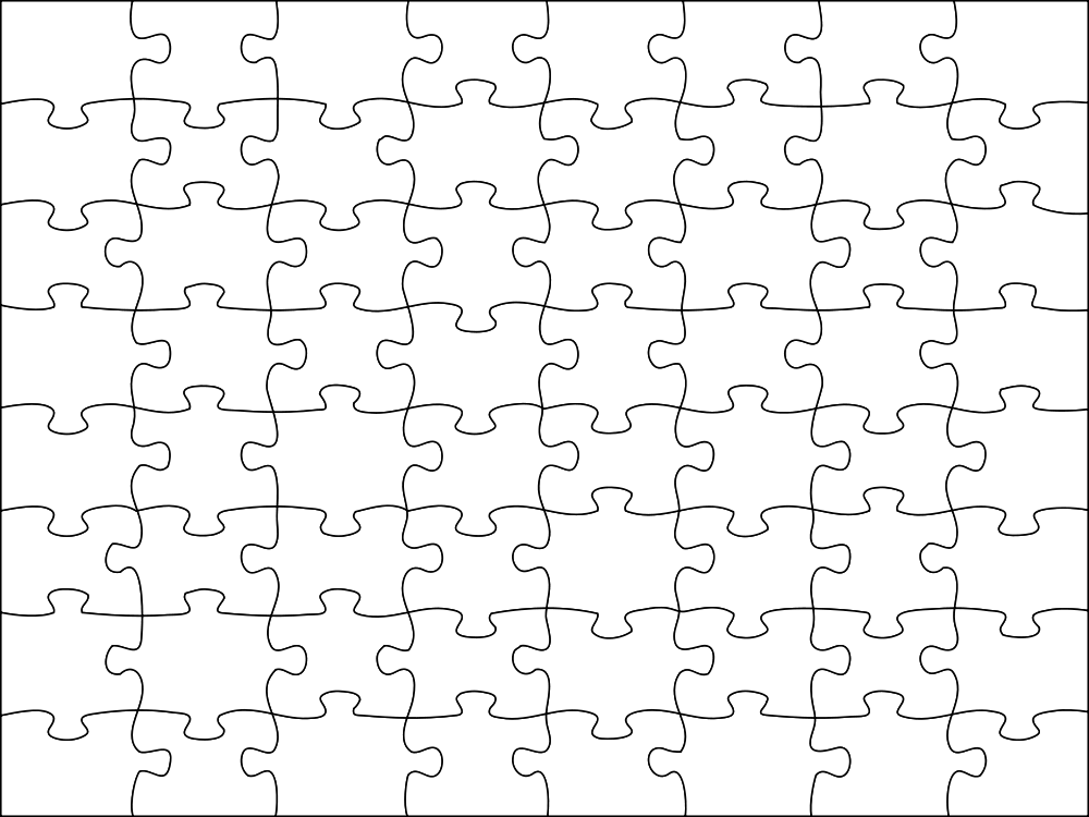Puzzle svg #19, Download drawings