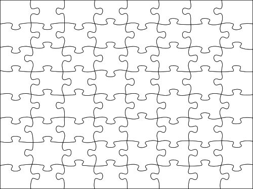 Puzzle svg #2, Download drawings