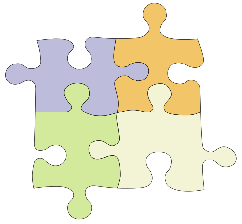 Puzzle svg #10, Download drawings