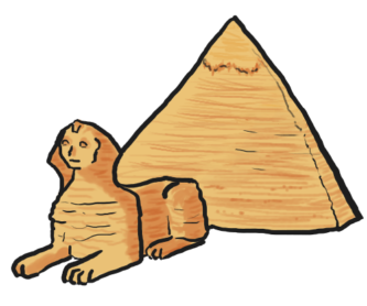Pyramid clipart #14, Download drawings