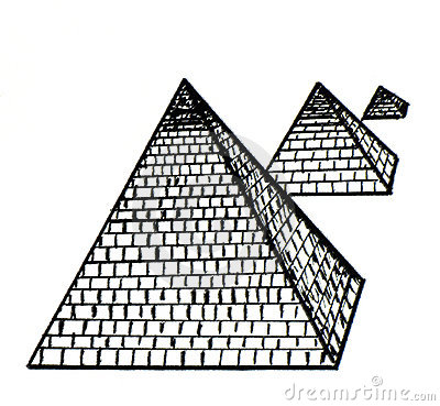 Pyramid clipart #8, Download drawings