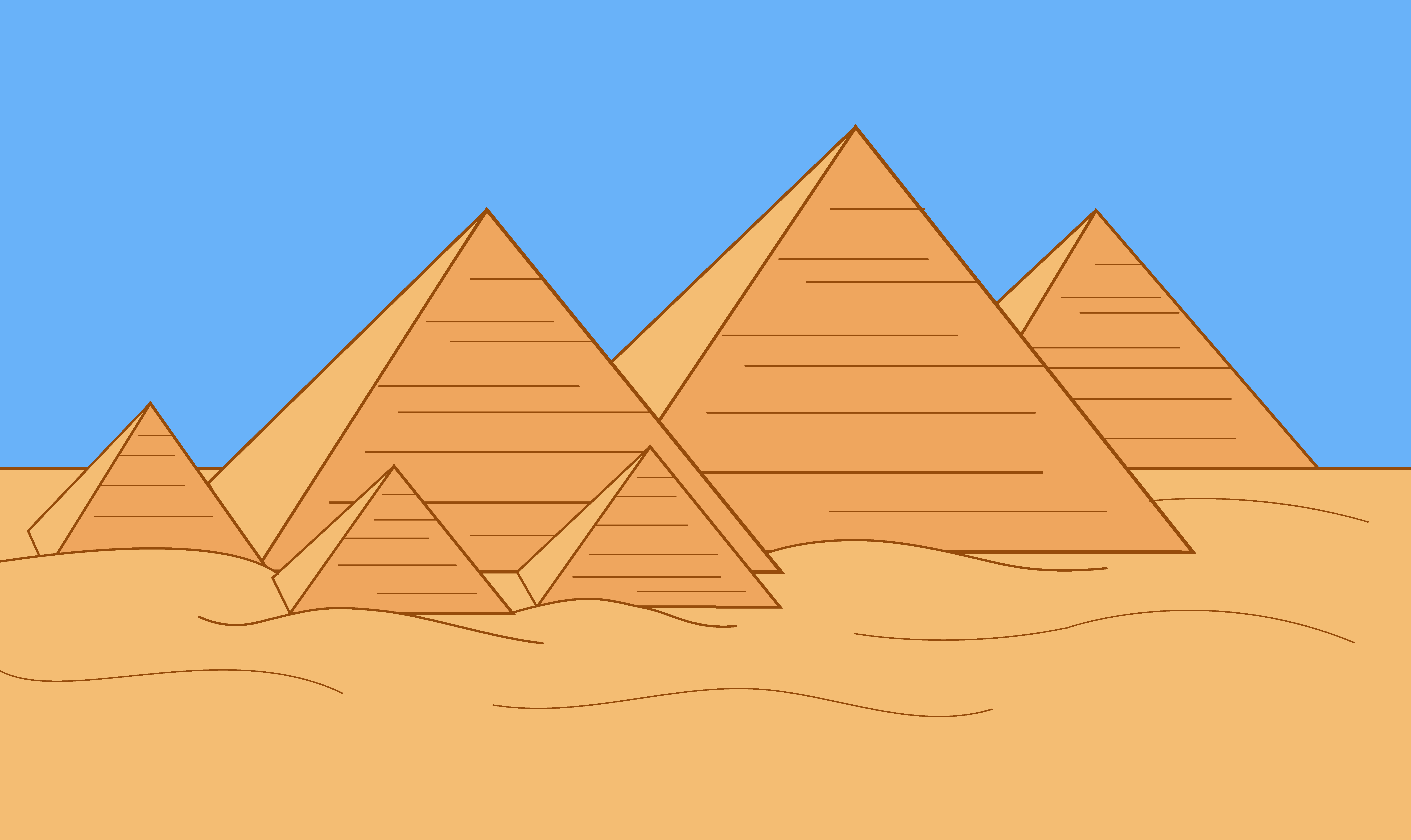 Pyramid clipart #12, Download drawings
