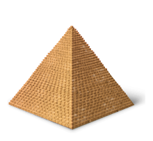 Pyramid clipart #20, Download drawings