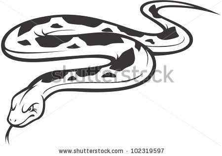 Python clipart #13, Download drawings