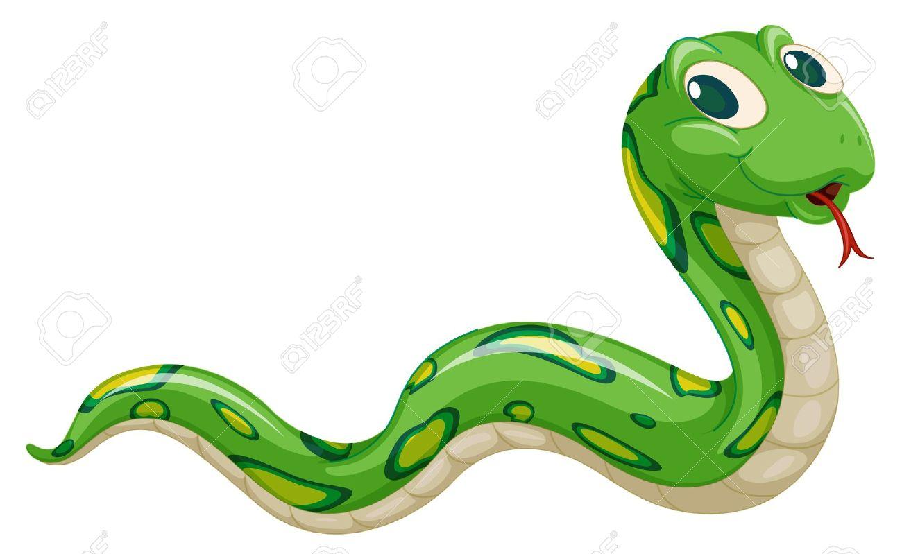 Smooth Green Snake clipart #16, Download drawings
