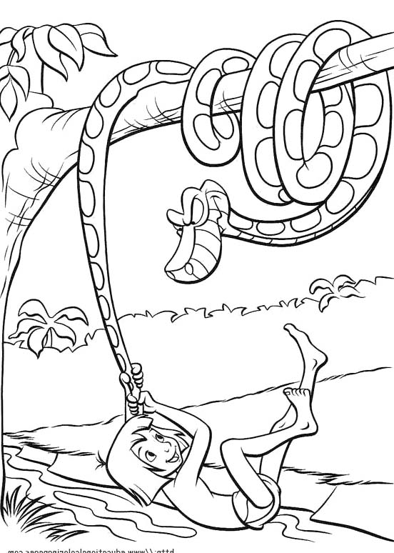 python coloring pages - photo#21