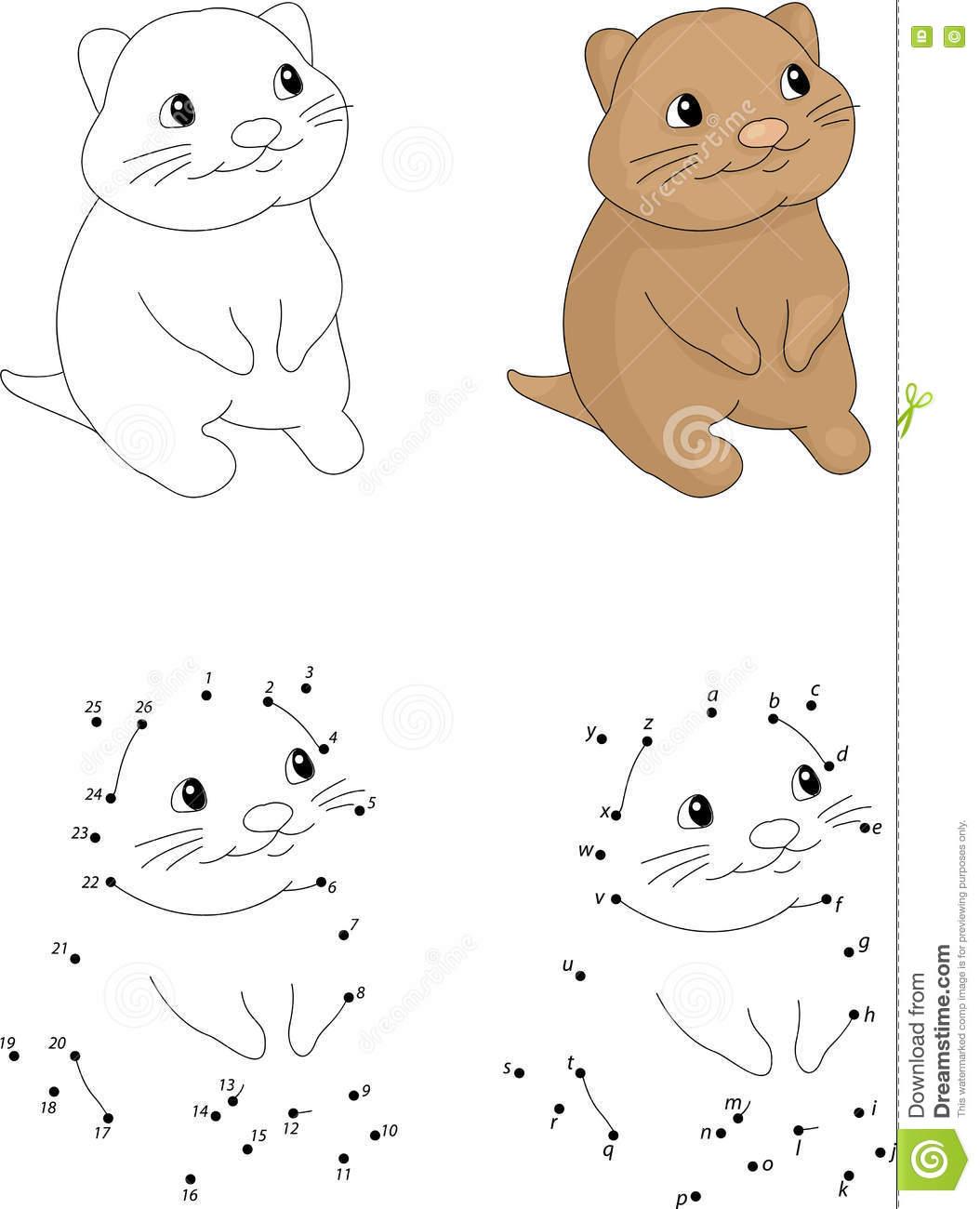 Quokka coloring #4, Download drawings