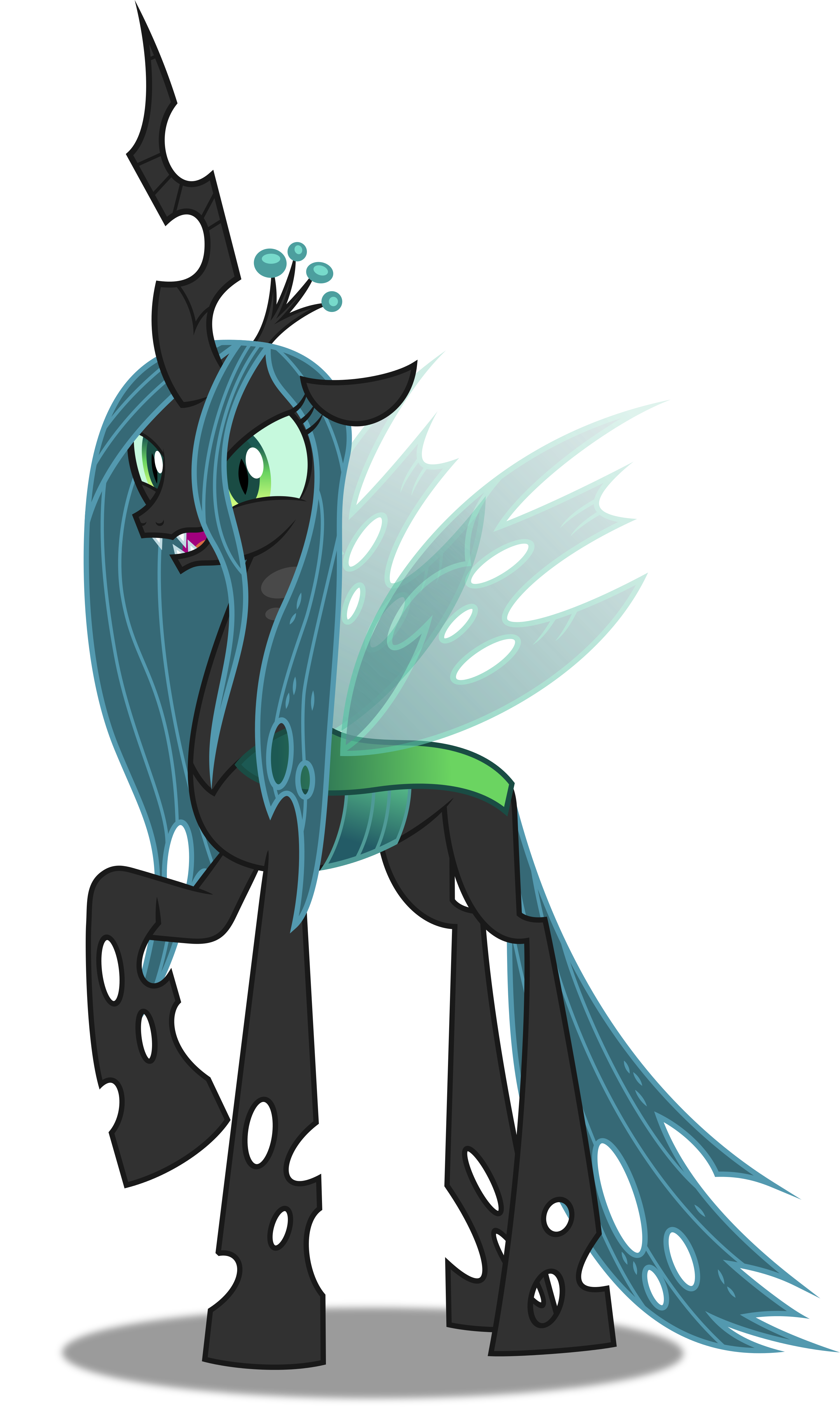 Queen Chrysalis clipart #7, Download drawings