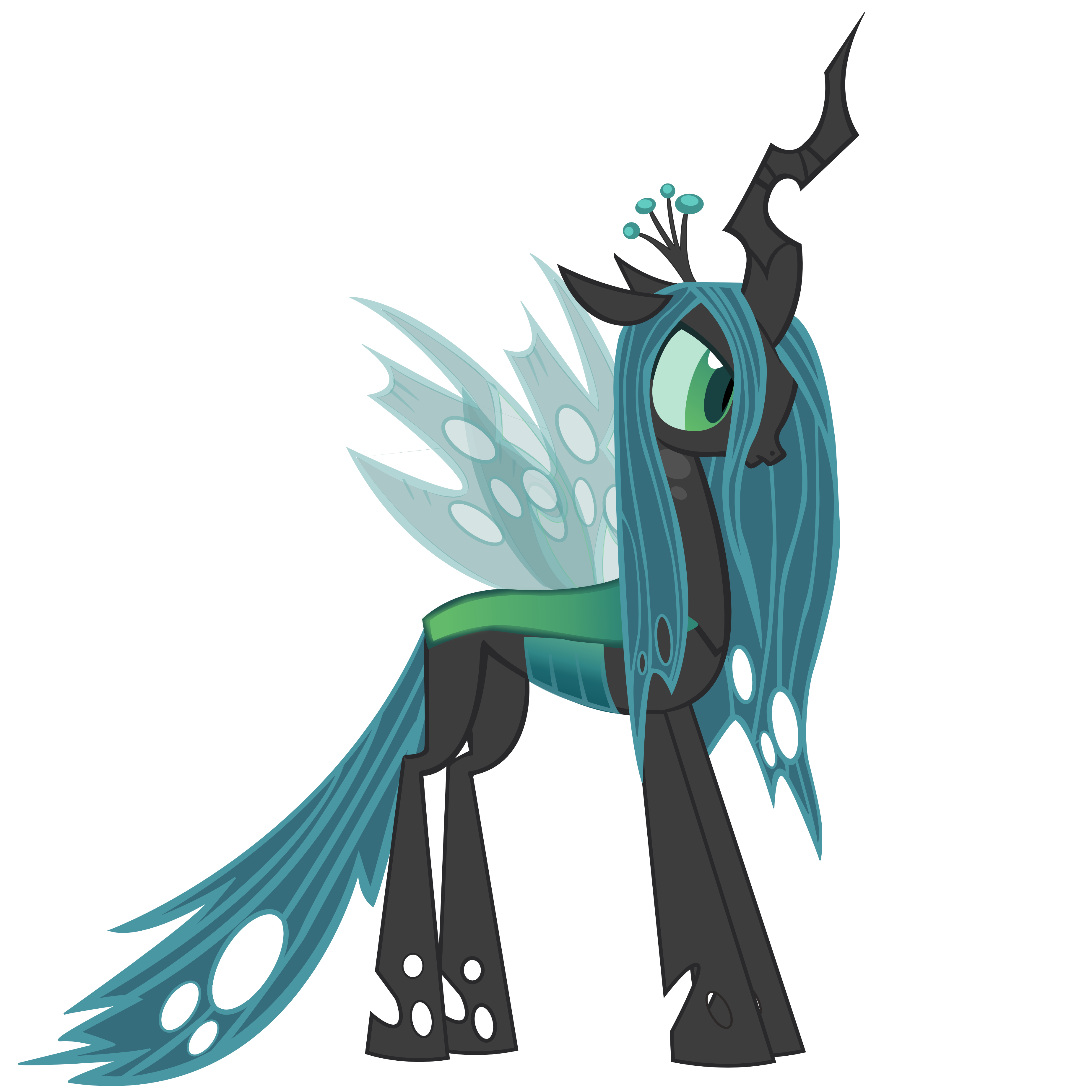 Queen Chrysalis clipart #5, Download drawings