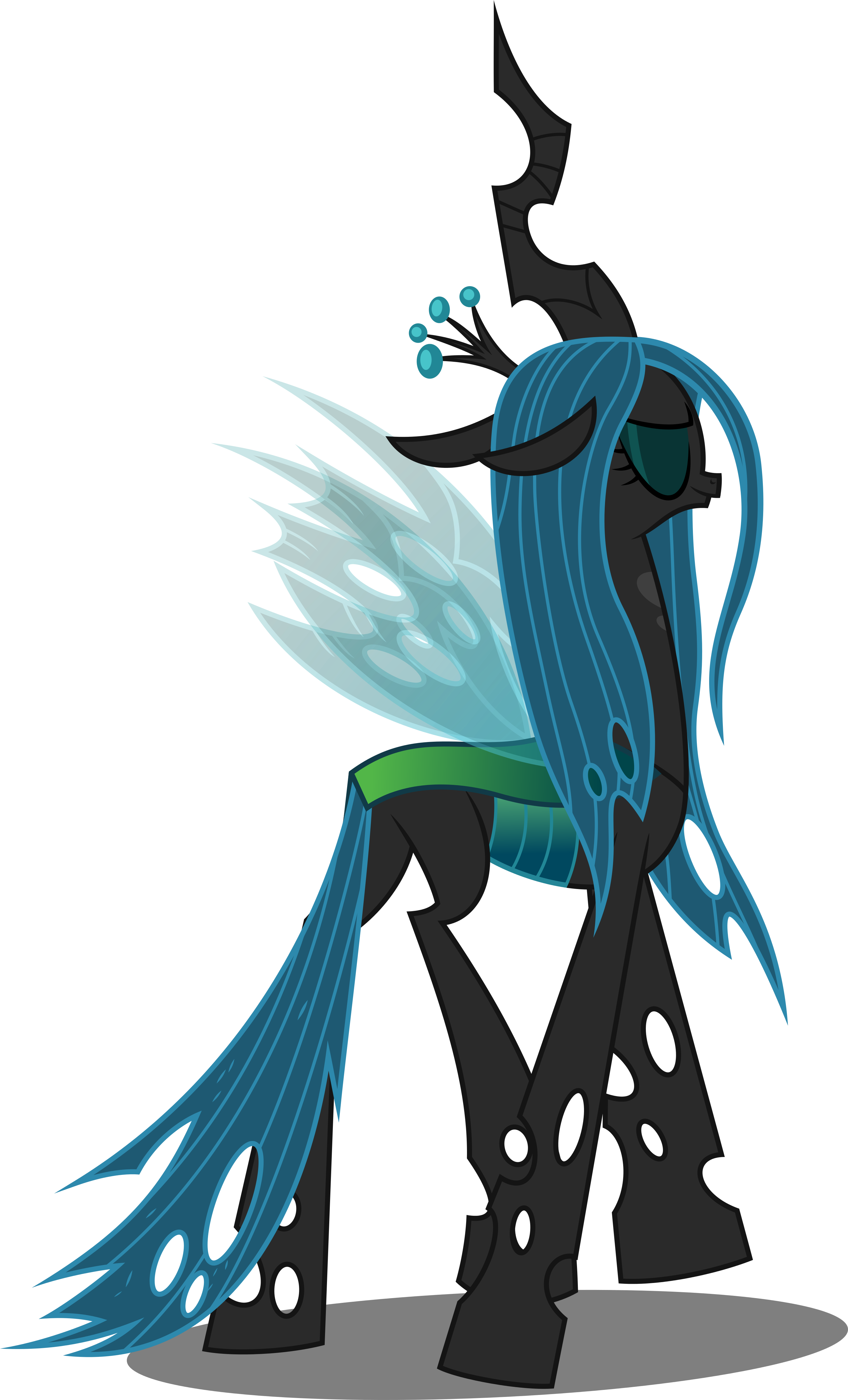 Queen Chrysalis clipart #3, Download drawings