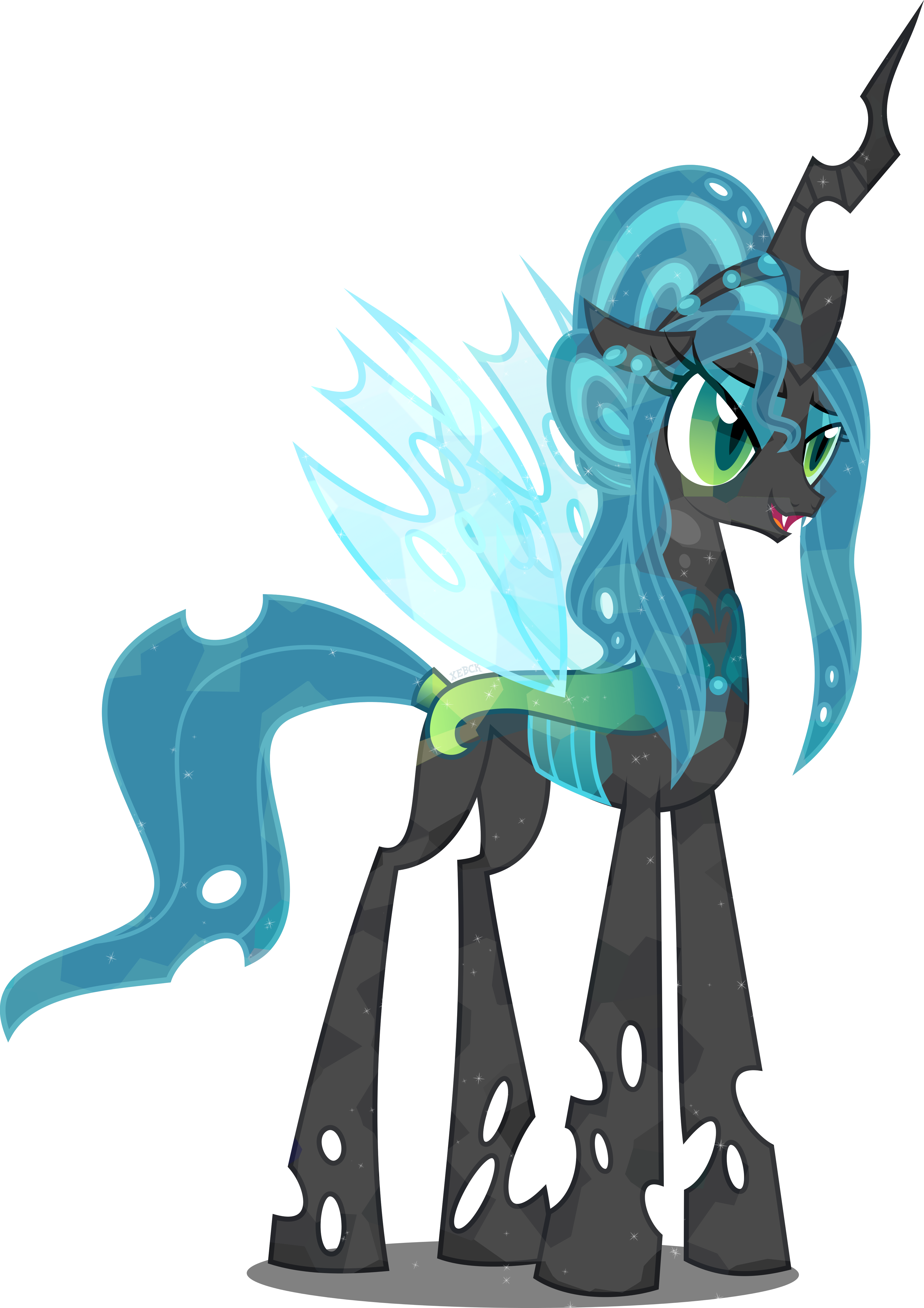 Queen Chrysalis clipart #2, Download drawings