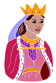 Queen clipart #19, Download drawings