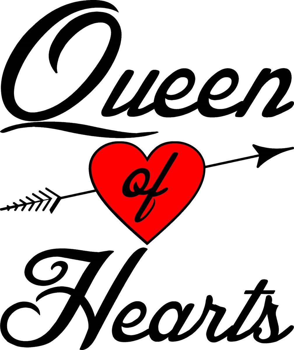 queen of hearts svg #357, Download drawings
