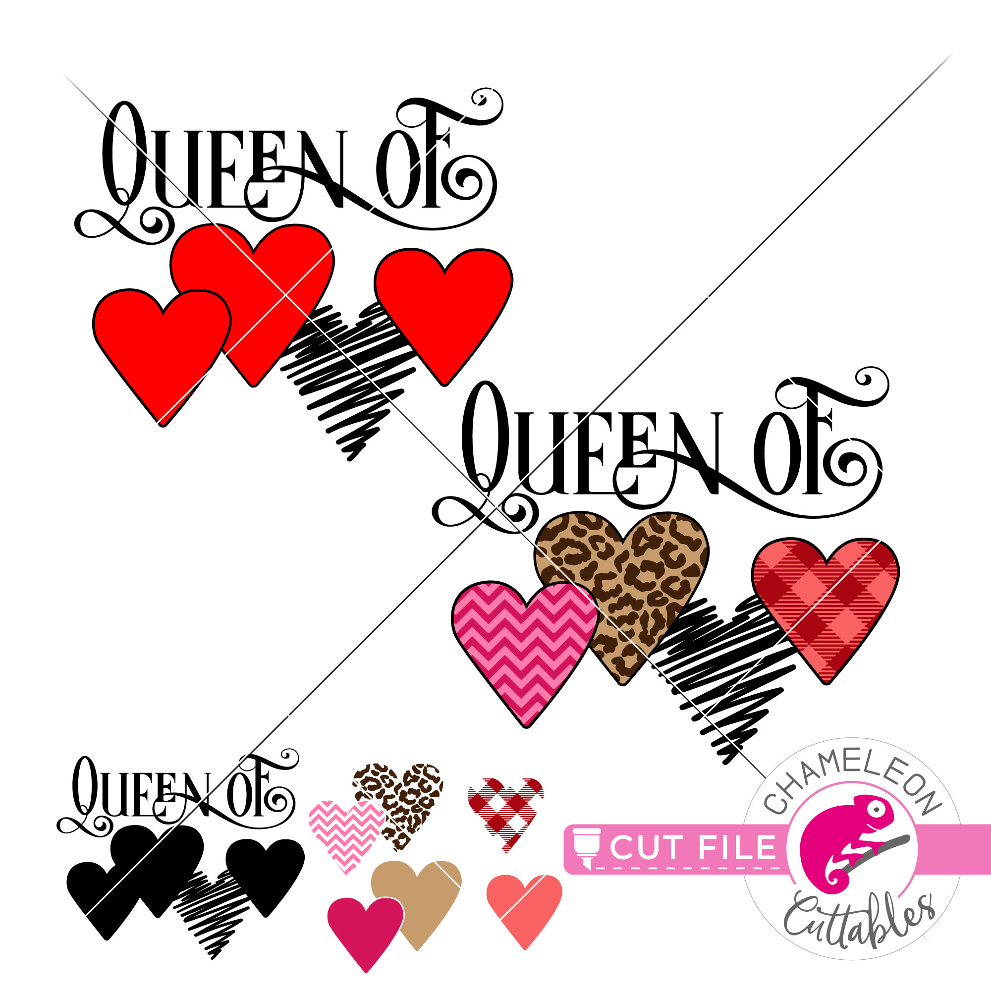 queen of hearts svg #354, Download drawings