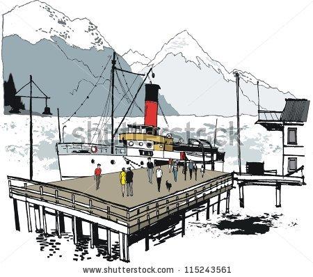 Queenstown clipart #10, Download drawings
