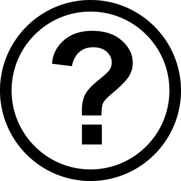 Question Mark svg #9, Download drawings