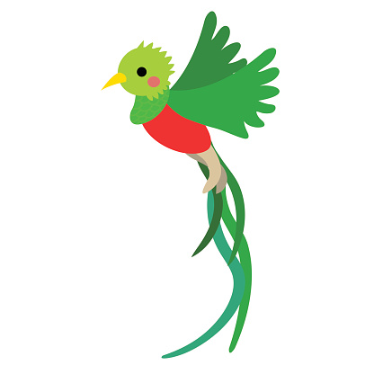 Quetzal  clipart #13, Download drawings