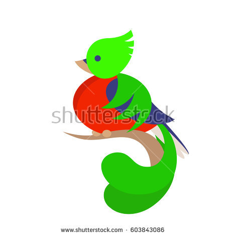 Quetzal Of Guatemala clipart #9, Download drawings