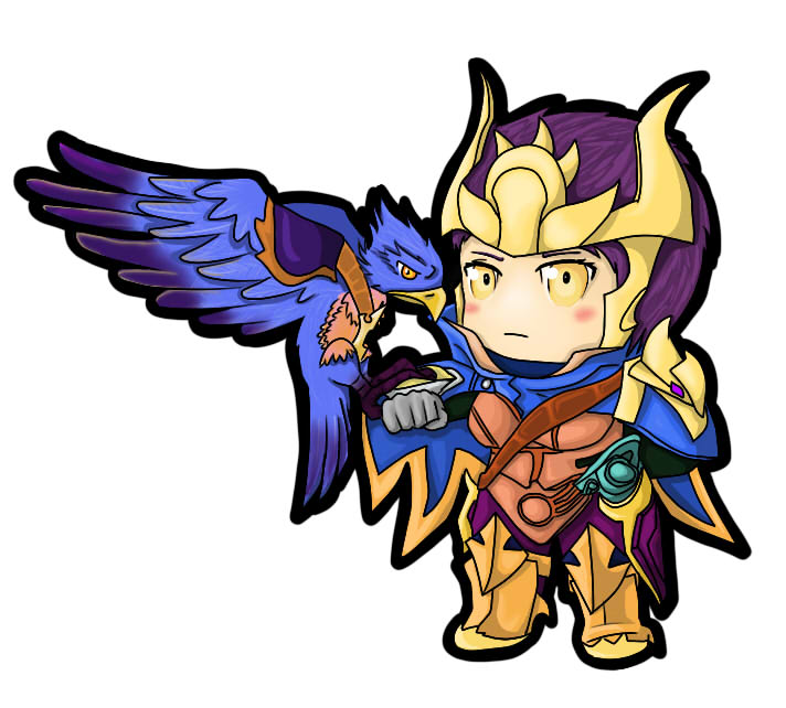 Quinn (League Of Legends) clipart #18, Download drawings