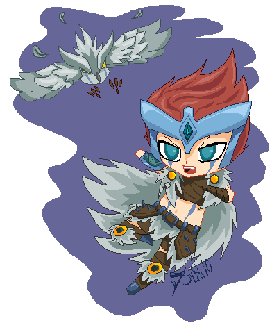 Quinn (League Of Legends) clipart #17, Download drawings