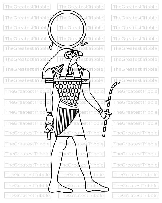 Ra (Deity) svg #5, Download drawings