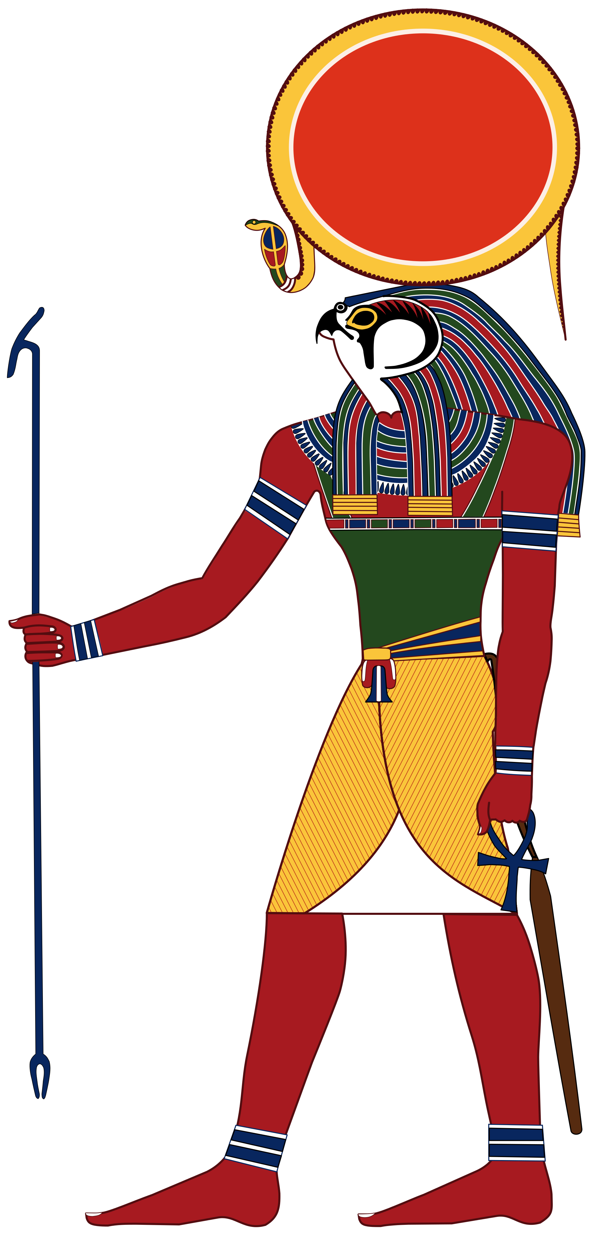 Ra (Deity) svg #11, Download drawings