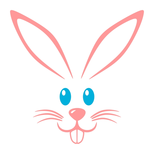 Rabbit svg #3, Download drawings