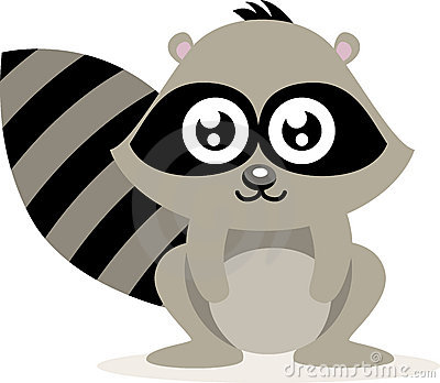 Racoon clipart #11, Download drawings