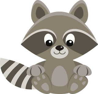 Racoon clipart #10, Download drawings
