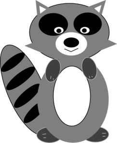 Racoon clipart #17, Download drawings
