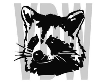 Raccoon Dog svg #17, Download drawings