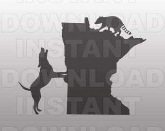 Raccoon Dog svg #4, Download drawings