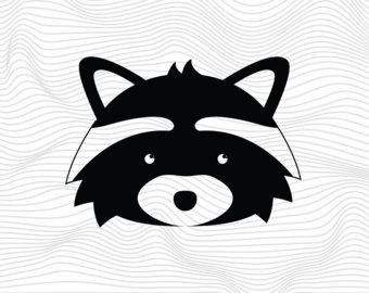 Raccoon Dog svg #3, Download drawings