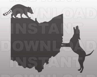 Raccoon Dog svg #2, Download drawings