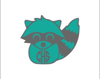 Raccoon svg #11, Download drawings