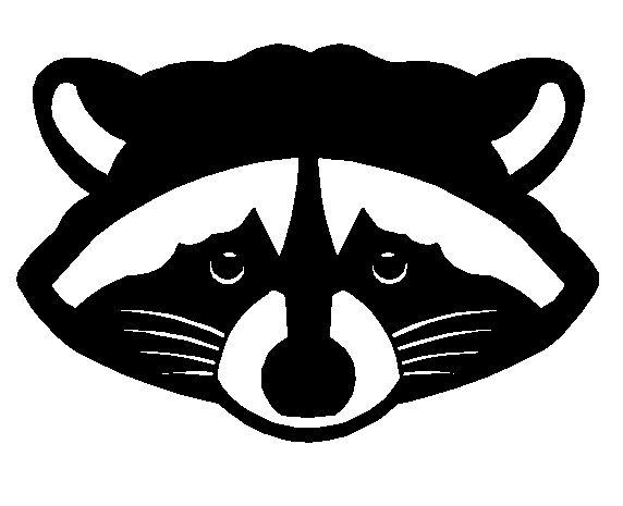 Raccoon svg #7, Download drawings