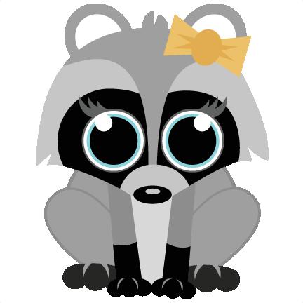 Raccoon svg #6, Download drawings