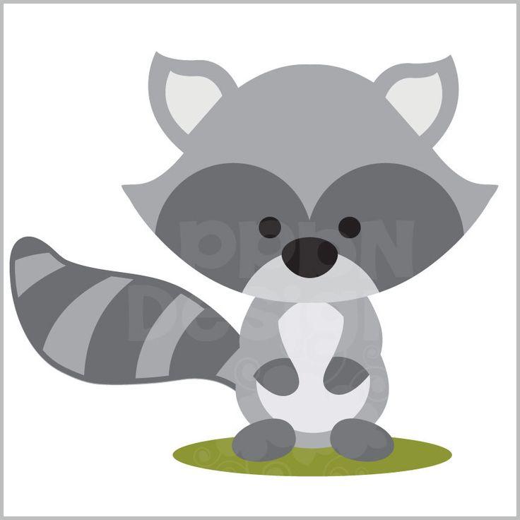 Raccoon svg #12, Download drawings