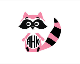 Racoon svg #18, Download drawings