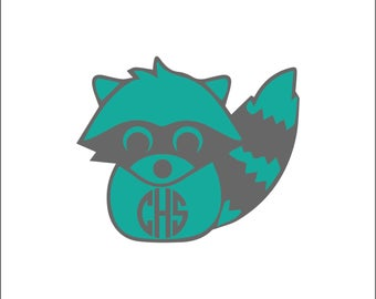 Racoon svg #664, Download drawings