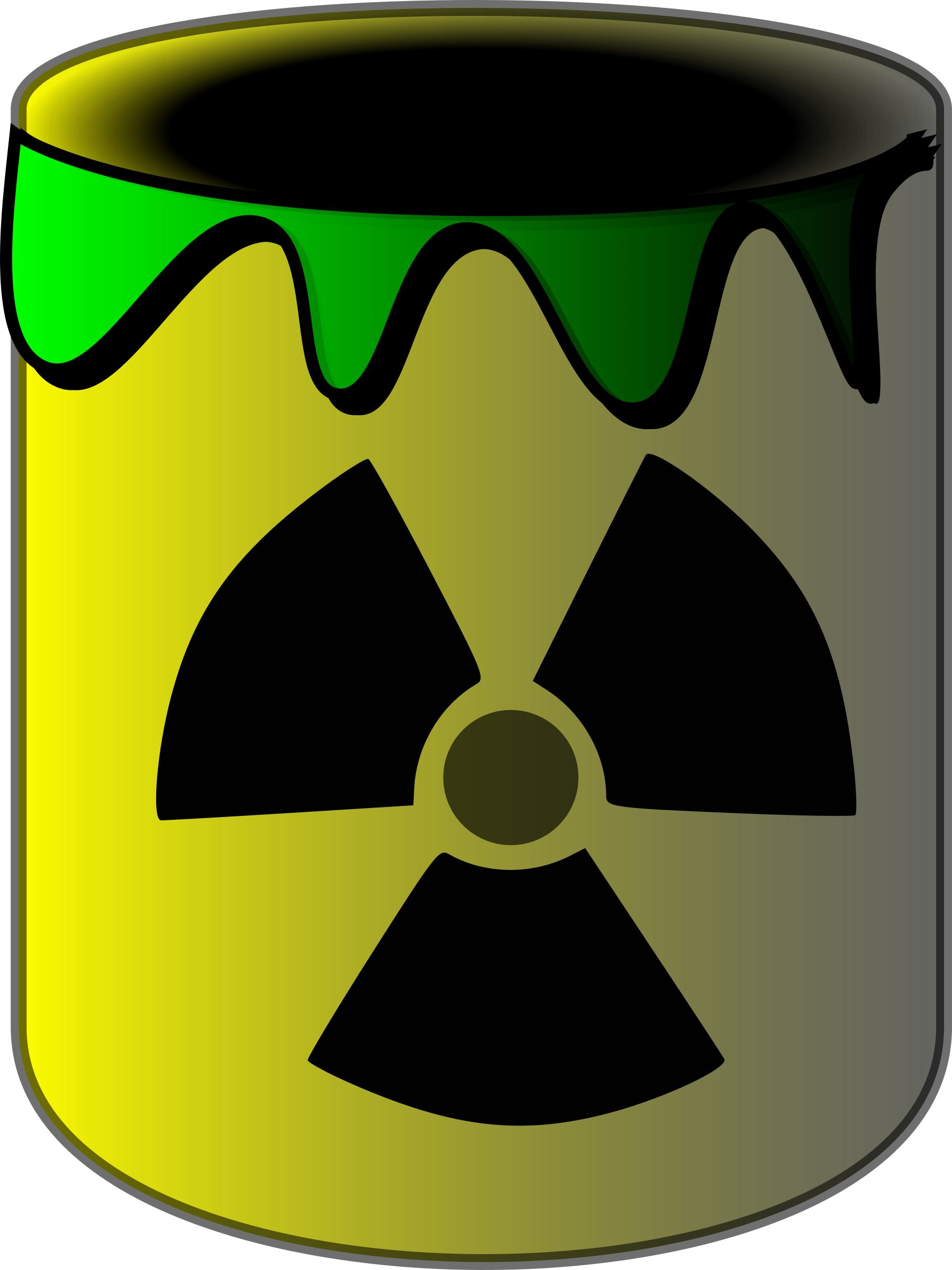 Radioactive clipart #5, Download drawings