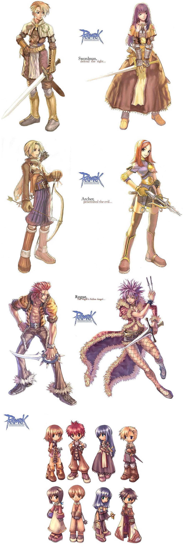 Ragnarok (Video Game) coloring #15, Download drawings