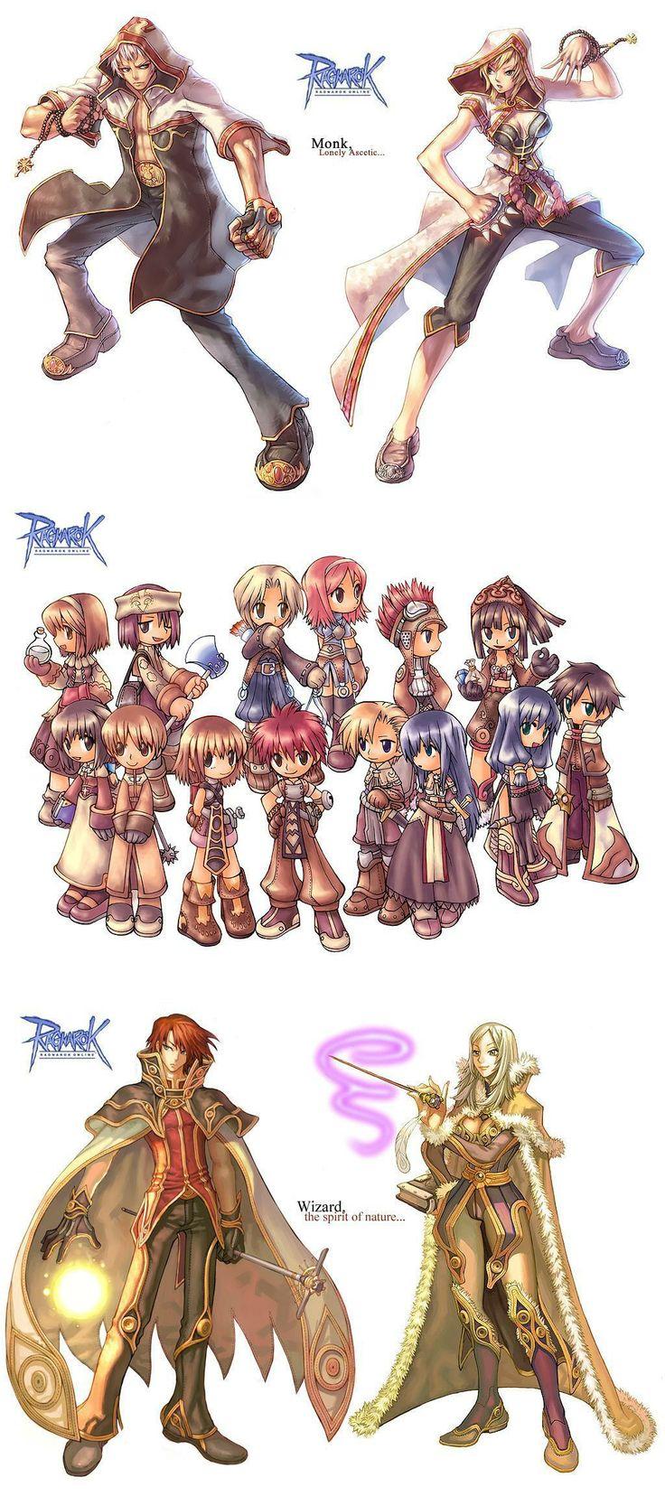 Ragnarok (Video Game) coloring #7, Download drawings