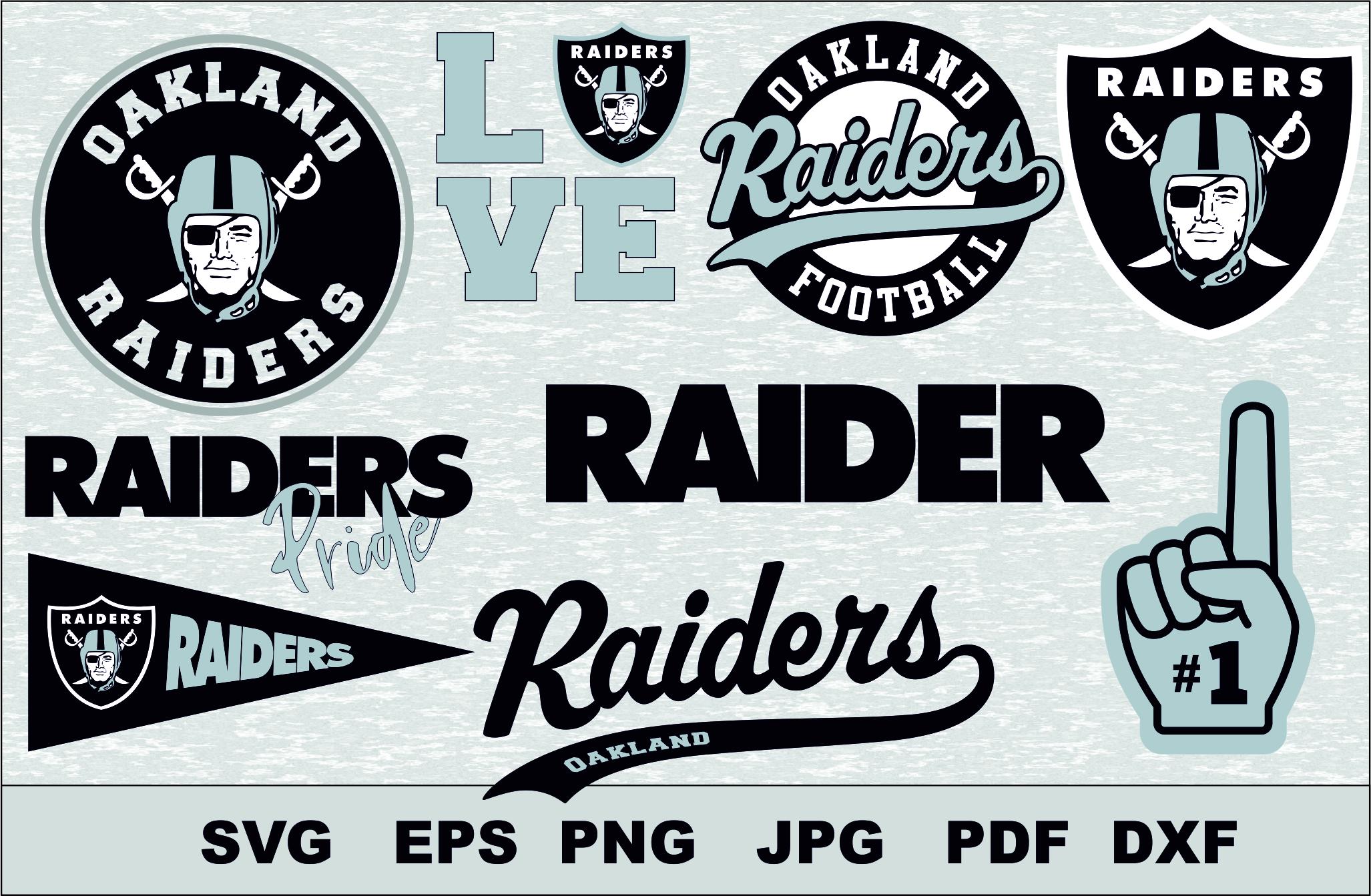 raiders svg #595, Download drawings