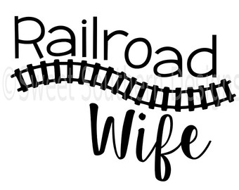 Railroad svg #20, Download drawings